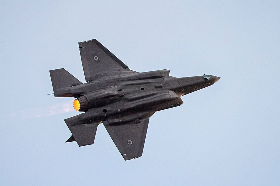 特朗普希望洛克希德公司至少將F-35戰鬥機的成本降低10%。(JACK GUEZ/AFP/Getty Images)