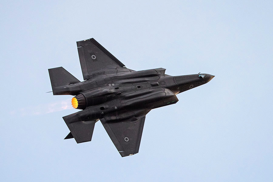 特朗普要求F-35戰機費用至少削減一成