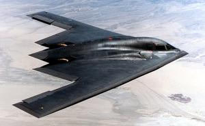 奧巴馬最後任務 美轟炸機空襲利比亞IS