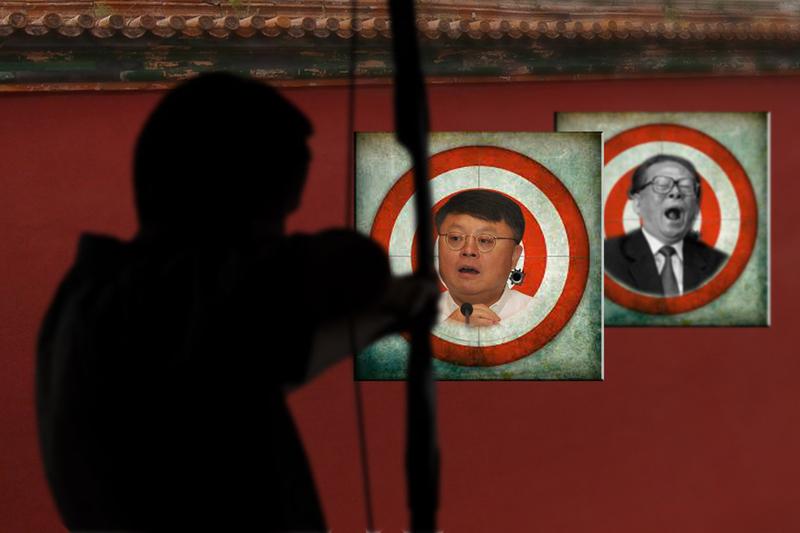 上海是江澤民老巢、政治根據地,被指是「獨立王國」。國際觀察咸認習王打虎終級目標明確是虎王江澤民,只是先打或最後才拿下的問題,而結果其實殊途同歸。(大紀元合成圖)