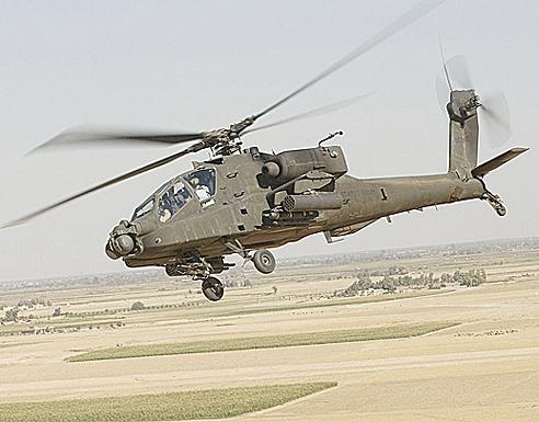 最彪悍武裝直升機 美軍阿帕奇居冠