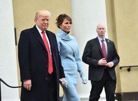 歷史性一刻 特朗普就職大典登場