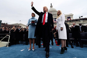 特朗普上任 中俄墨預計和美國關係會改變