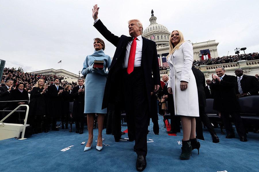 特朗普當總統 要回歸「美國精神」和傳統價值