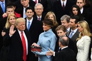 許茹:特朗普就職演說中不可忽視的看點