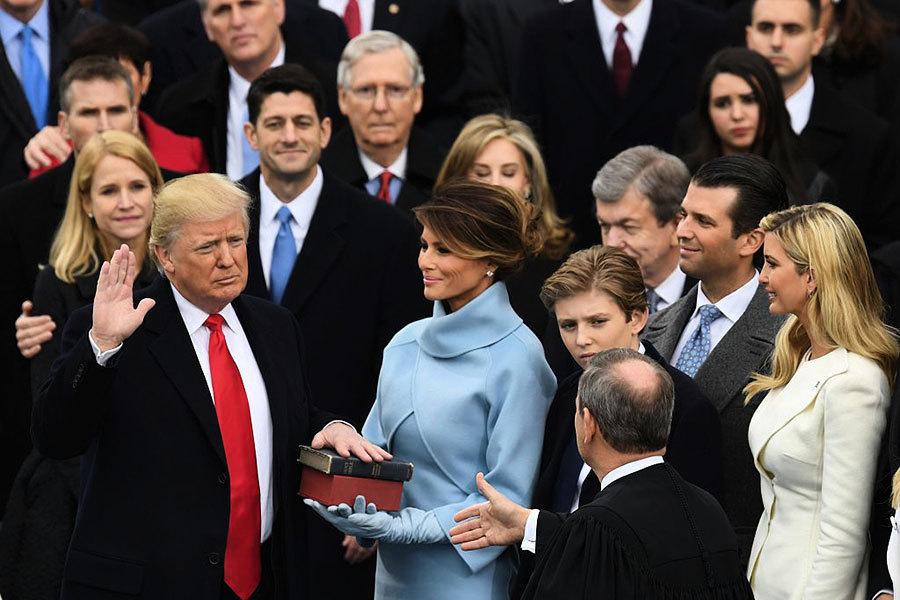 周曉輝:中共官媒低調報道特朗普就職典禮有因