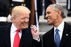 美前總統給繼任者的忠告:重任與喜悅同在