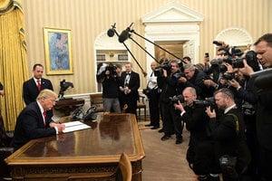 特朗普入主白宮 新政五大要點一次看懂