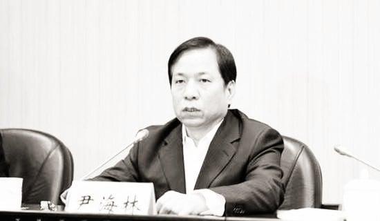 天津副市長尹海林檔案照。(網絡圖片)