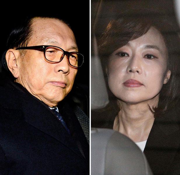 韓檢方逮捕現任文體部長