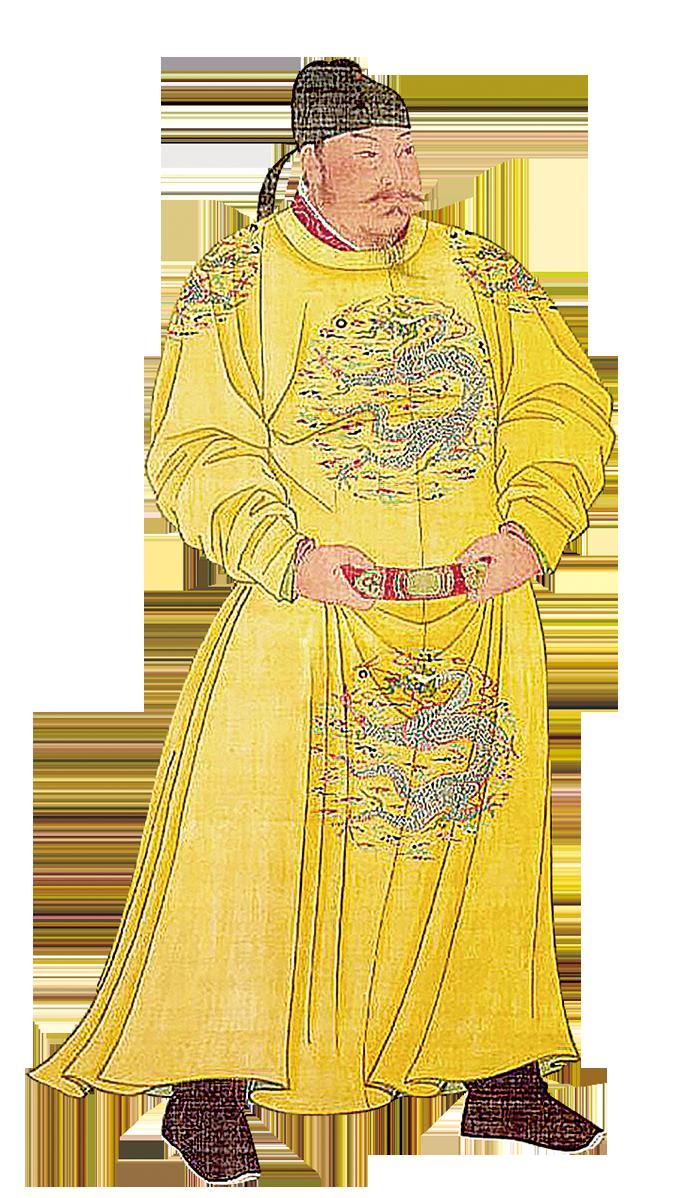 【千古英雄人物】聖皇唐太宗 萬古大唐風 11 墨海椽筆