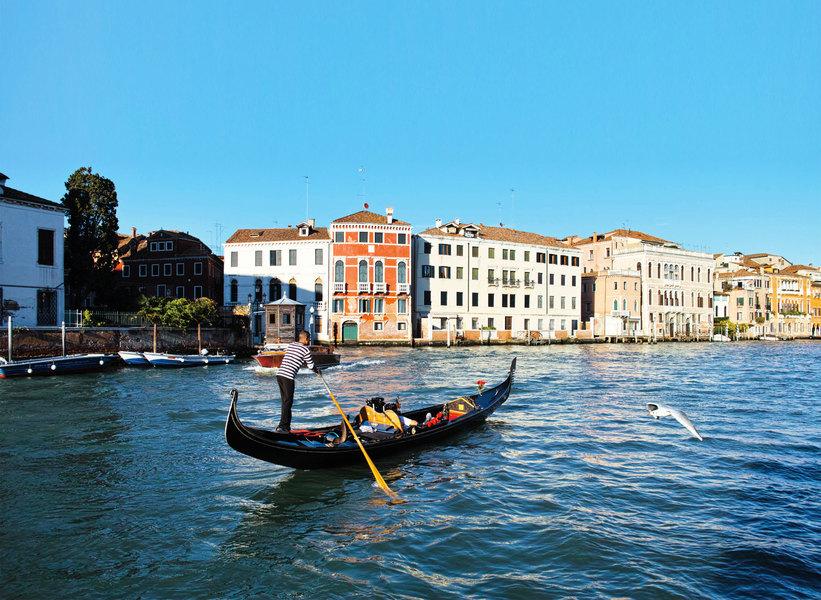 威尼斯:走進人間的海市蜃樓