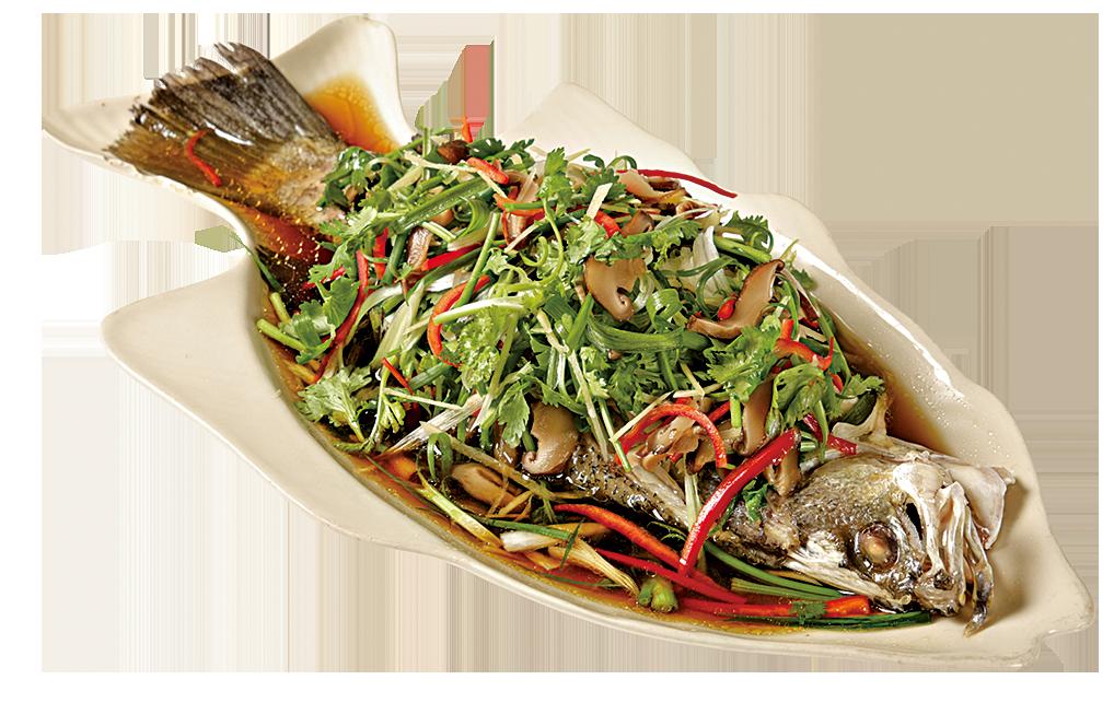 蒸魚對身體較健康,也能代表年年有餘。