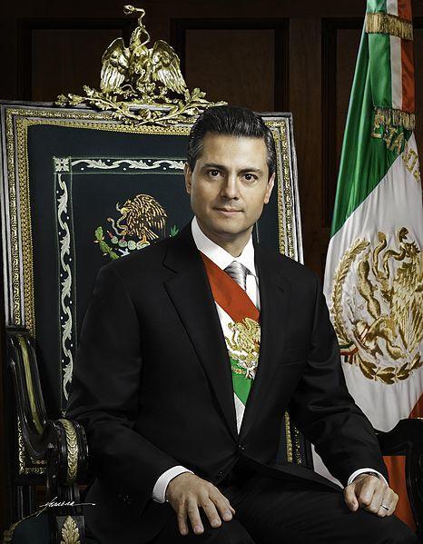 特朗普1月31日將會晤墨西哥總統涅托。(Wikicommons)