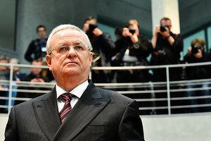 德議會調查大眾造假醜聞 前總裁推卸責任