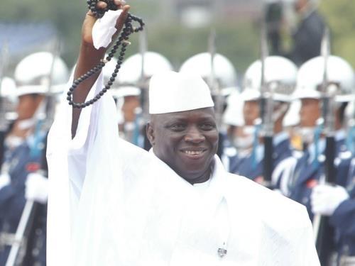 岡比亞前總統賈梅流亡 捲走國庫千萬美元