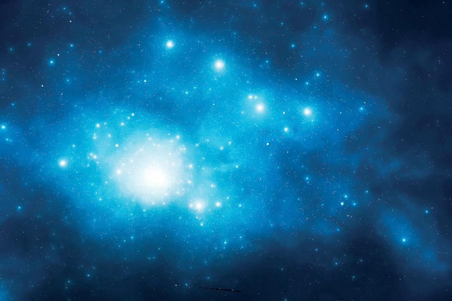 滿天的星星是你為我點燃的燈火(上)