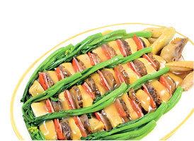 【梁廚美食】金華玉樹雞