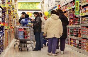 特朗普工作首日 連鎖超市Kroger「送一份大禮」