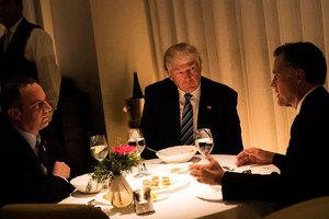 紐約客特朗普常去的餐館有哪些?