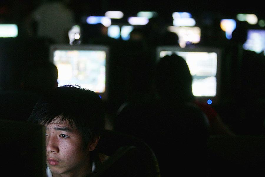 中共工信部發佈一則通知說,所有虛擬私人網絡(VPN)都必須獲得電信監管機構的授權。此舉將令大多數現有的VPN提供商變成非法。(Cancan Chu/Getty Images)