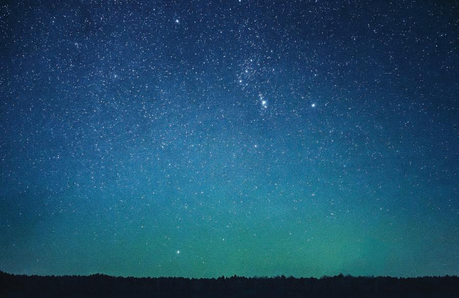 滿天的星星 是你為我點燃的燈火(下)