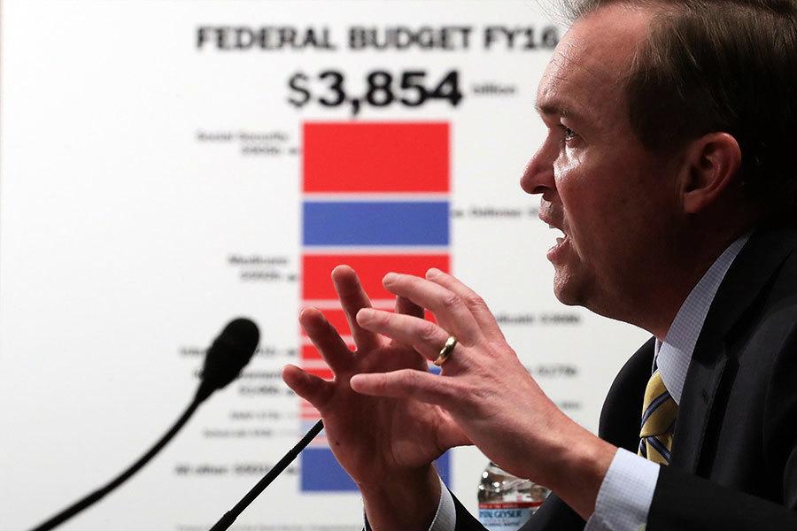 美國政府赤字擴大 恐怕特朗普也要撓頭