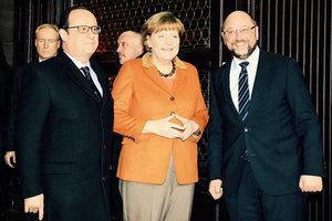 前歐洲議會議長有望挑戰默克爾