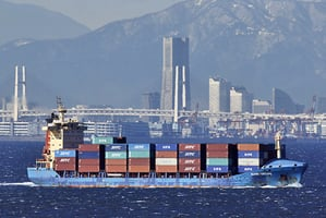 6年了 日本首現年度貿易順差