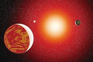 尋地外生命 分析最近「超級地球」