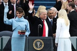 民調:多數選民認同特朗普就職演講 挺美國優先