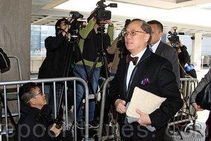 曾蔭權涉貪案聆訊 林鄭月娥出庭作供