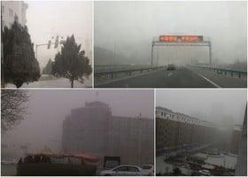 中國25城重污染 「不可描述」陰霾籠罩除夕