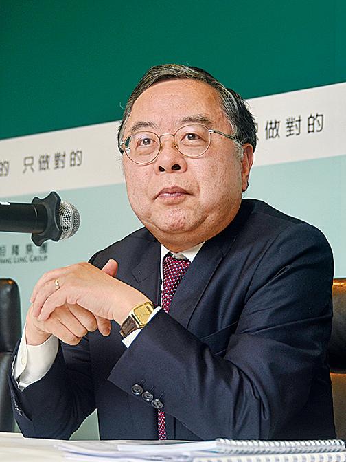 恒隆地產董事長陳啟宗表示,香港約40%土地面積是郊野公園,1%至2%也不可以動用並不合理。(大紀元資料圖片)