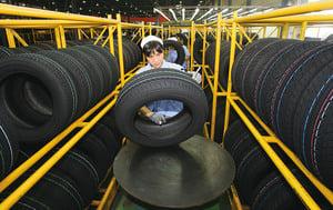 美裁定中共傾銷車用輪胎