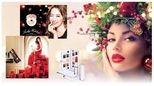 2015聖誕彩妝 金 銀 紅 3色顯高貴