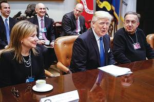 特朗普獲邀下月國會演講