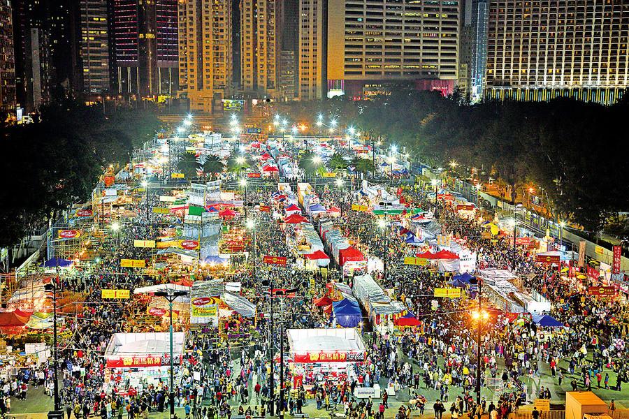 「港」味十足慶新年 2017香港新年活動預告