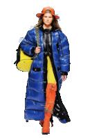 【時尚潮流】羽絨外套也能穿得有型有款