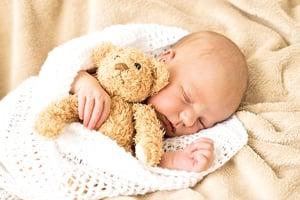 寶寶睡得安全嗎?別犯這些致命錯誤