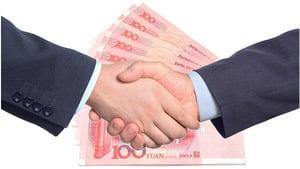 中資海外併購破紀錄