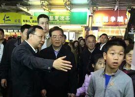 胡錦濤廣州露面破除病重謠言