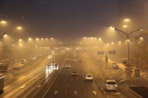 新年之際 中國北方等地或遇空氣重污染