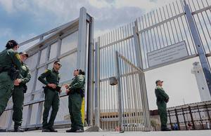 特朗普收築牆費惹反彈 美墨將開打貿易戰?