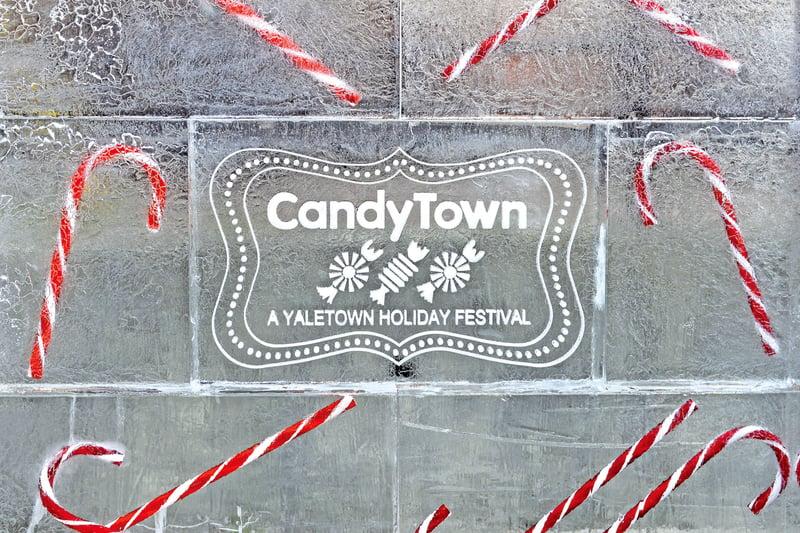溫哥華 最甜蜜的冬季節日 糖果鎮節
