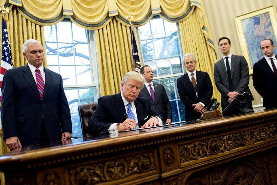特朗普推關稅打中共 《致命中國》作者受矚目