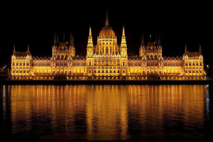 匈牙利國會大樓。(Pixabay)