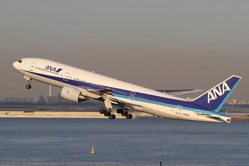 日本兩大航空赴美航班將拒載七國乘客