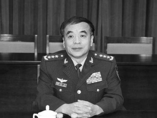 中共太子黨、國防大學政委劉亞洲上將據傳已被提前免職。(網絡圖片)