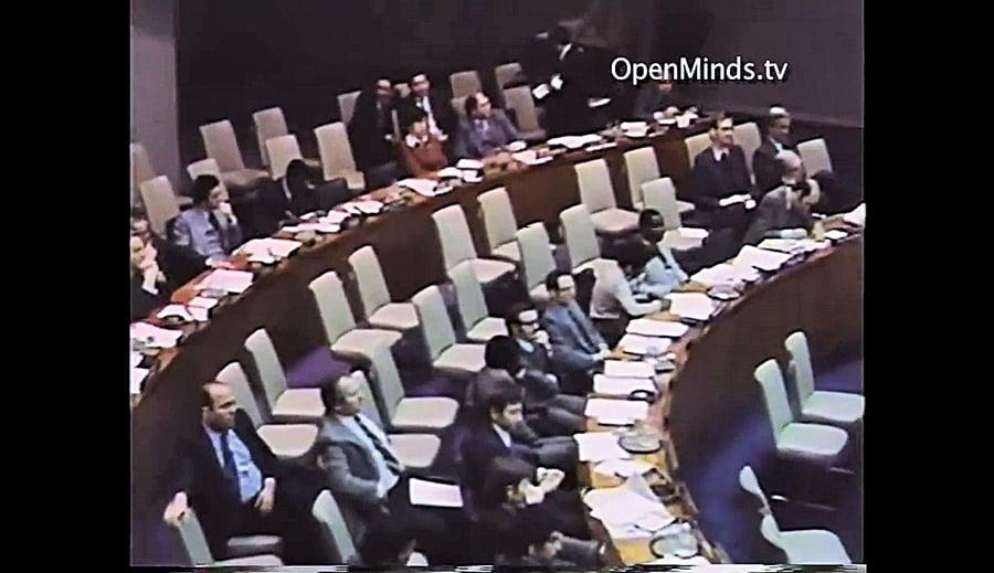 維基解密:UN曾召開UFO聽證會